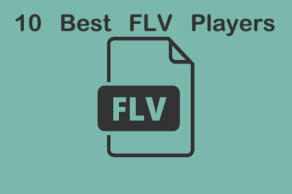 Top 10 Best Flv Players How To Play Flv Files