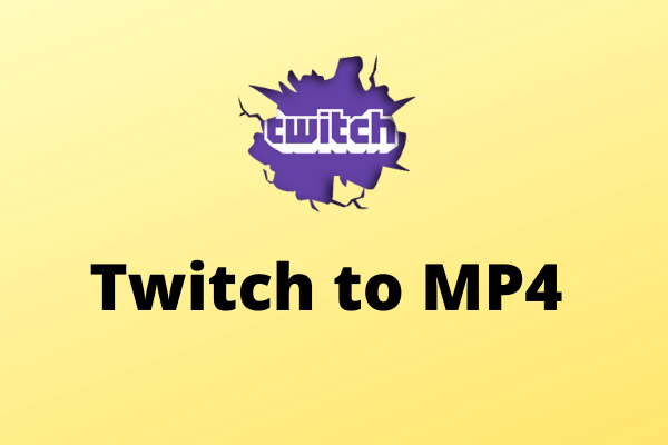 How to Covert Twitch Clips to MP4 Online