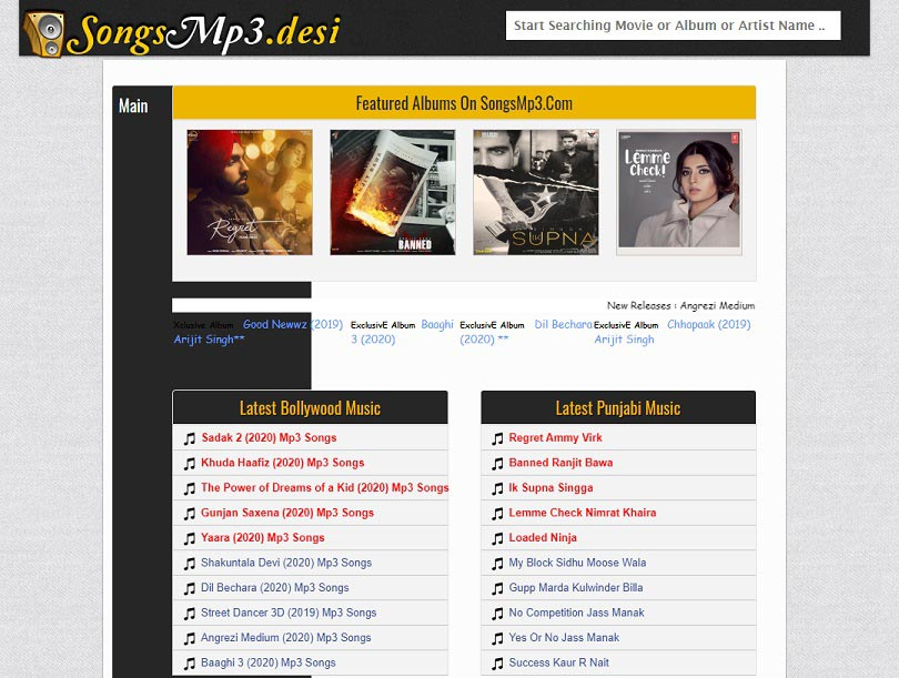 7 Best Sites To Download Hindi Songs Still Working Free download latest bollywood mp3 songs, instrumental songs, dj remix, hindi pop, punjabi, evergreen gaana, and *note* songsmp3.com is a promotional website , music library, this site doesn't store download links for music and the links are provided by user from diffrent file sharing sites. 7 best sites to download hindi songs