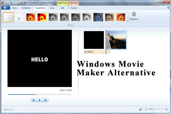 The Best Movie Maker Alternative Minitool Moviemaker